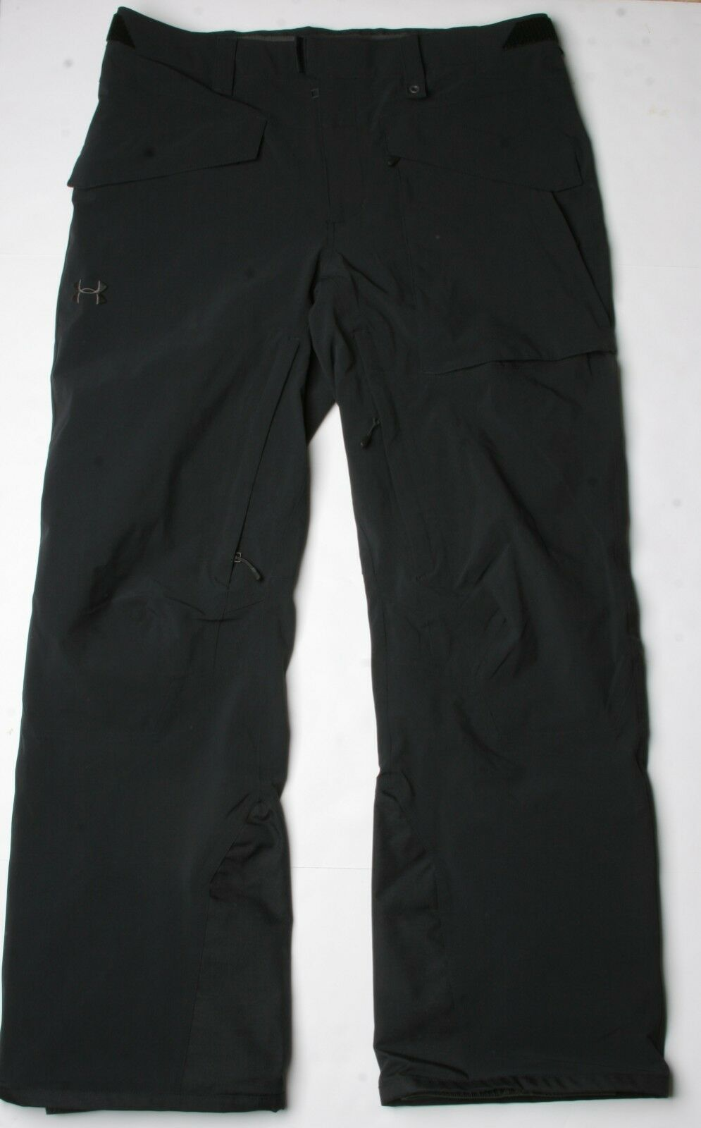 Under Under Under Armour Boundless Pantaloni Snowboard (L) Nero 533f3c