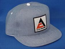 Allis Chalmers Hat - Denim- K Brand - Triangle AC Logo - US Assembled