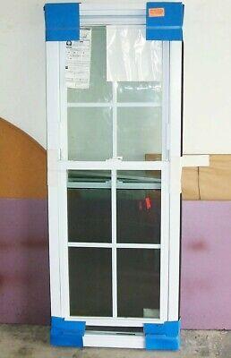 Andersen 1200 Series Silverline Double Hung Vinyl Window