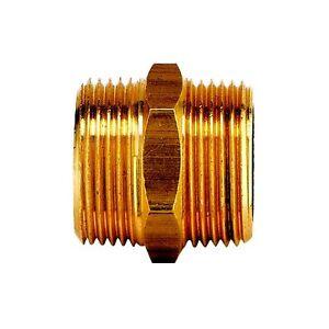 Pneumatique Eau Double Mamelon 1/2 2 Xaußengewinde Laiton Etmagag 1/2-afficher Le Titre D'origine Lpglx2rz-07175242-888931838