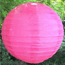 Lots 5PC 6'' 8'' 12'' Chinese Paper Lanterns Lamp Home Party Wedding Decorations