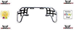 Tusk Comp Series Nerf Bars Replacement Webbing Black Yamaha RAPTOR 350 2004-2013 Fits