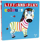 Lift-and-Play Colours by Emiri Hayashi (Board book, 2015)