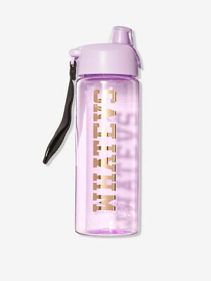 Victoria/'s Secret PINK Collegiate Water Bottle Tumbler 32 OZ Slim Sport WHATEVS