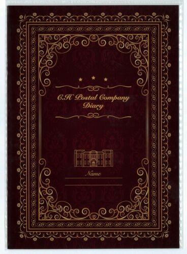 "Violet Evergarden:The Movie-Novelty Goods-A5 Notebook /""CH Postal Company Diary/"""