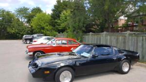 1980 Pontiac Trans AM 4 speed t-tops