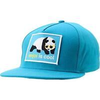 Enjoi Cool Turquoise Snapback Men's Hat