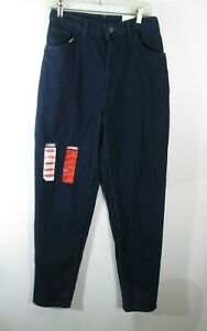 Vintage-Gitano-Relaxed-Fit-Womens-Jean-Sz-12-Long-NWT-Tapered-Leg-Mom-Jeans