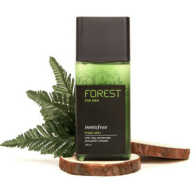 [Innisfree] forest for men fresh skin 180ml