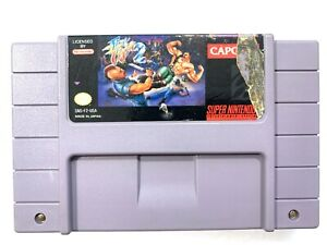 Final-Fight-2-SUPER-NINTENDO-SNES-GAME-Tested-Working-amp-Authentic