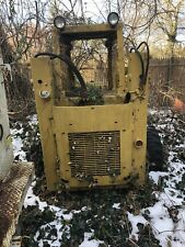 Case 1845c Skid Steer With 4 In One Bucket