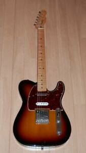 Details about Fender Mexico Deluxe Nashville Telecaster JAPAN beautiful  rare EMS F/S*