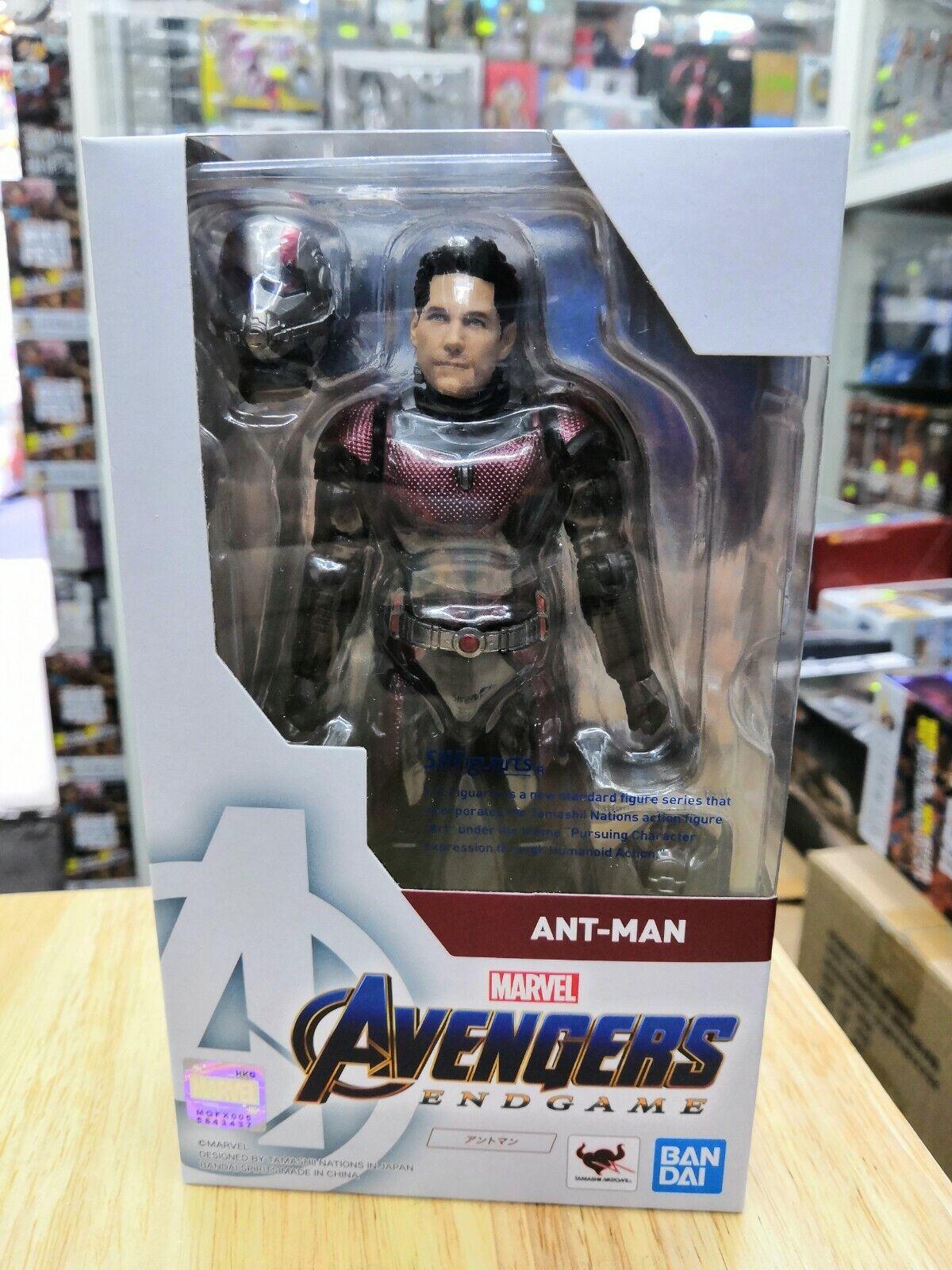Beai S.H.Figuarts SHF Marvel Avengers Endgioco Ant-uomo nuovo     vendita online
