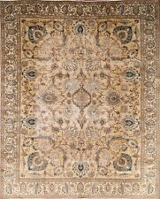 """Antique All-Over Muted Color 9x12 Tabriz Persian Oriental Area Rug 11' 5"""" x 8' 8"""