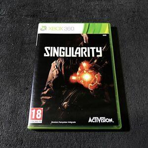 xBox 360 Singularity FRA CD état neuf  #1