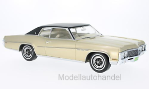 "Buick LeSabre Custom Sport Coupe 1970 1:18 BOS />/>NUEVO/"" 0819"