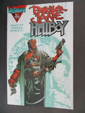 Painkiller Jane Hellboy  Event Comics  1998