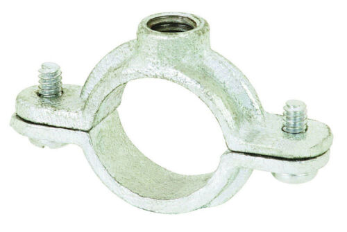 Sioux Chief  3//4 in Malleable Iron  Split Ring  Pipe Hanger