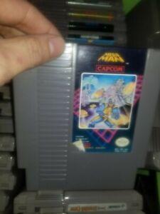 Capcom-Mega-Man-Nintendo-Entertainment-System-NES-Works-Cartridge-only