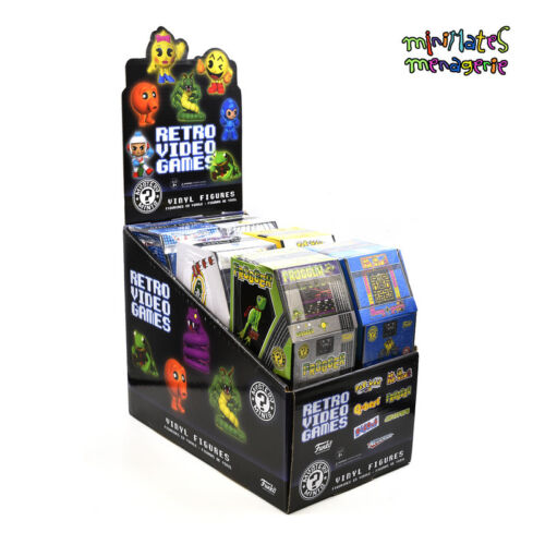 Funko Mystery Minis Retro Video Games Centipede