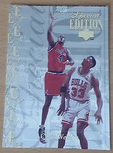 1995-96 Upper Deck Special Edition Gold #180 Chris WEBBER - France - EBay 1995-96 Upper Deck Special Edition Gold 180 Chris WEBBER SHIPPING WORLDWIRE - France