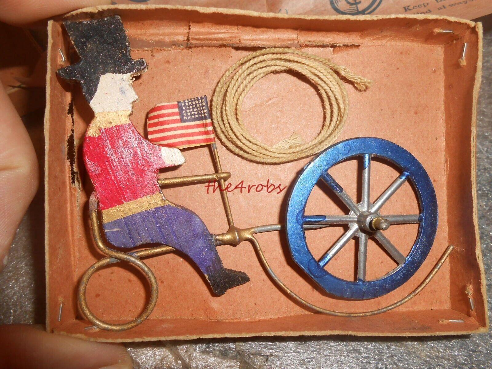 Bicicleta Vintage emperatriz Novedad Acrobat Jinete En Caja Original