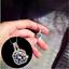 Fashion-Crystal-Charm-Pendant-Jewelry-Chain-Chunky-Statement-Choker-Necklace thumbnail 7