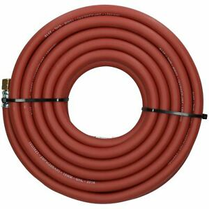 """Single Propane Fitted Rubber Hose Pipe Cutting /& Welding 5M 3//8/"""" BSP Gas"""