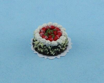 FABULOUS 1:12 Scale Dollhouse Miniature Cake for your Bakery #S026
