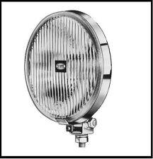 Hella Classic 160 Zusatzfernscheinwerfer verchromtes Metallgehäuse mit Kappe