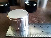 1pcs 28x20 Aluminum CD Amplifier potentiometer Volume Control KNOB fit ALPS
