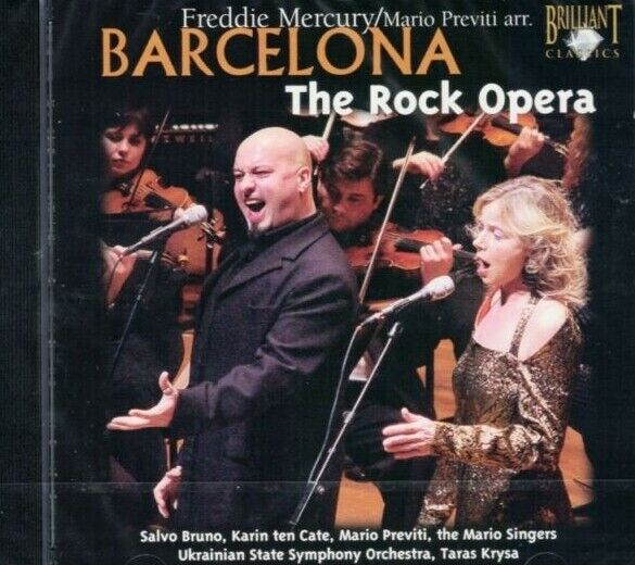 Barcelona - The Rock Opera (S. Bruno, K. ten Cate, M. Previti)