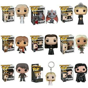 Arya-Stark-Daenerys-Targaryen-Sansa-Stark-Funko-POP-Game-of-Thrones-with-Box