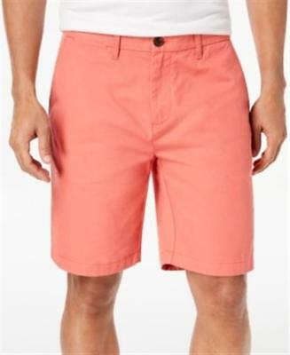 Tommy Hilfiger 9 Inch Shorts June Bug  Mens Size 38 New