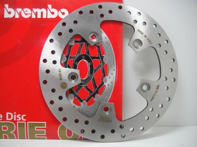 Brake Disc Rear Brembo 68B407F1 KTM Superduke R 990 2010 2011