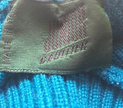 Kreativ Very Rare: Vintage Gaultier Pullover Pulli Gr. L
