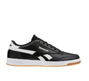 Reebok Clásico Royal techque Negro Negro Running Zapatos TENIS CN3195 SZ5-12