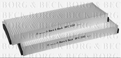 Allroad II BFC1110 Borg /& Beck Cabine Filtre à Pollen Audi A6 II 4FH 4F//C6