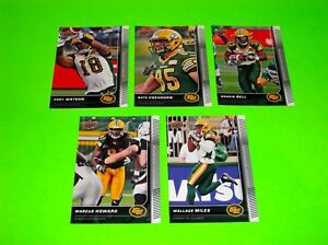 5-EDMONTON-ESKIMOS-UPPER-DECK-CFL-FOOTBALL-CARDS-12-40-61-88-149-5