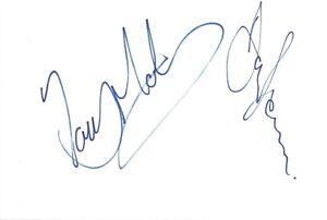 """Kunst & Architektur Obligatorisch Black Sabbath """"iommi & Martin"""" Autogramme Signed 10x15 Cm Karteikarte BüGeln Nicht"""