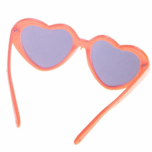 Heart Shape Sunglasses For ICY BJD Blyth Doll 18inch USA Girl Dolls Accessories