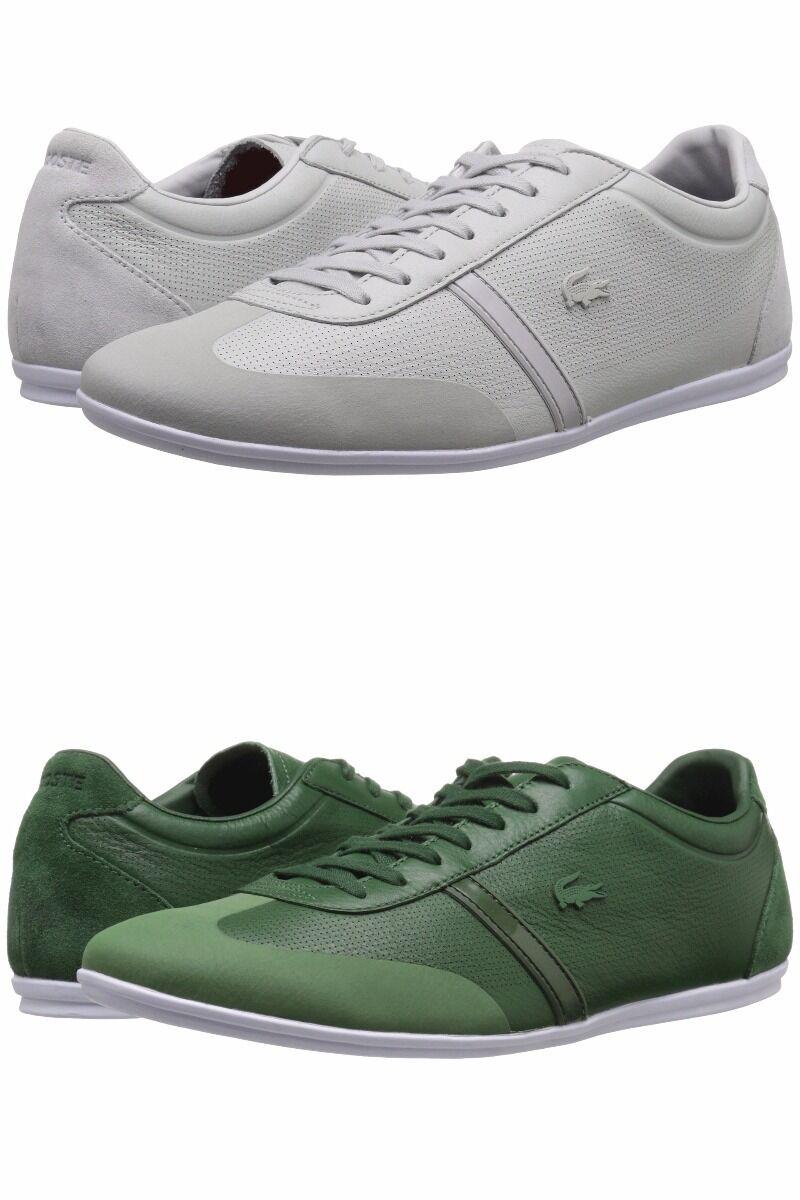 LACOSTE (Leather) Mens Sneaker shoes  Reg 150 LastPairs
