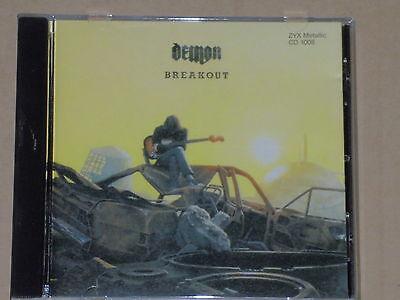 DEMON -Breakout- CD