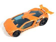 HW HOT WHEELS 2014 HW RACE #142//250 IMPAVIDO 1 HOTWHEELS BLUE TRACK READY VHTF