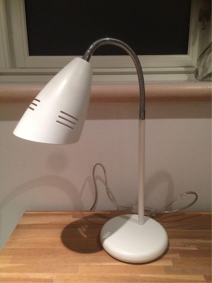 Anden bordlampe, Div lamper