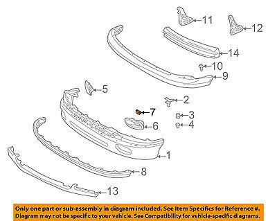 TOYOTA OEM 00-06 Tundra-License Plate Bracket Mount Holder 521210C010