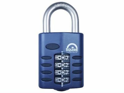 Squire Cp50//50Mm Recodeable Combination Padlock