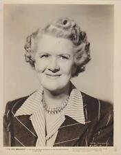 """Ruth Donnelly in """"Little Miss Broadway"""" 1947 Vintage Promotional Photo"""