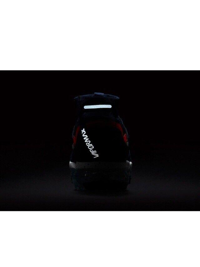 91803af06def7 ... Nike Air Air Air Vapormax Utility Navy Habanero Red AH6834-406  w Receipt 309f5c ...
