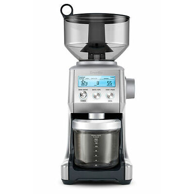 NEW Breville BCG820BSS The Smart Grinder Pro Brushed Stainless Steel